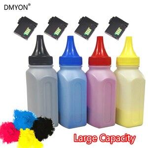 DMYON порошок тонера совместимый для Dell для цветного лазера 1250 1250C 1350 1350CNW CM1355 1355CN 1355CNW принтеры