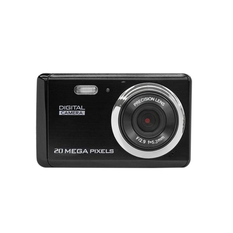8 мегапиксельная дюймов TFT ЖК дисплей Перезаряжаемые HD цифровой Камера видео Камера цифровой студентов Камера s с 8X цифровой зум/12 MP/HD Компактные цифровые фотоаппараты      АлиЭкспресс