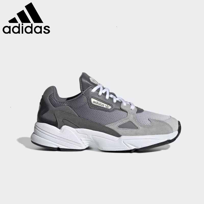 <font><b>ADIDAS</b></font> FALCON <font><b>Original</b></font> New Arrival Women <font><b>Running</b></font> <font><b>Shoes</b></font> Sports Lightweight Comfortable Outdoor Sneakers #EE5106 image