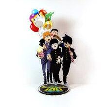Trafalgar Law HM de una pieza, figura acrílica con soporte, modelo de placa, soporte para pastel, anime