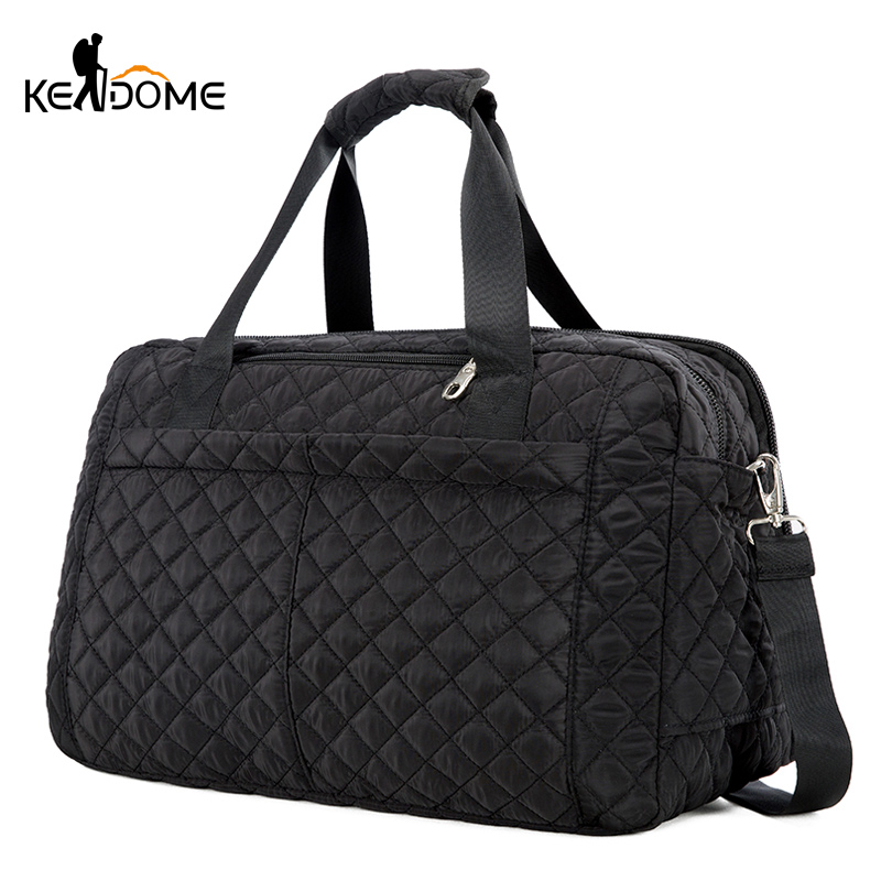 2019 Top Female Sports Gym Bags Lady's Fitness Yoga Large Capacity Handbags For Women Over The Shoulder Men Travel Bag XA957WD