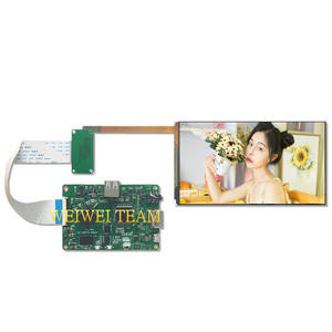 Image 2 - 5.9 بوصة FHD شاشة الكريستال السائل 1920X1080 شاشة لوحة HDMI إلى MIPI تحكم مجلس للتلفزيون مربع كاميرا التكيف تدوير المتسلق الروبوت