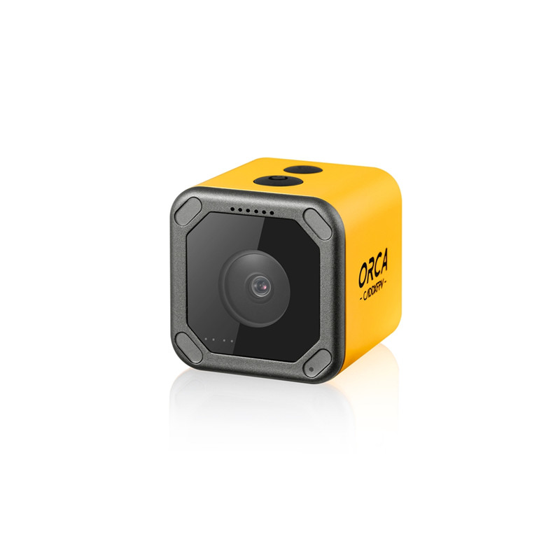 Voorverkoop Caddx Orca 4K HD Opname Mini FPV Camera FOV 160 Graden WiFi Anti Shake DVR Actie Cam voor RC Racing Drone Vliegtuig - 2