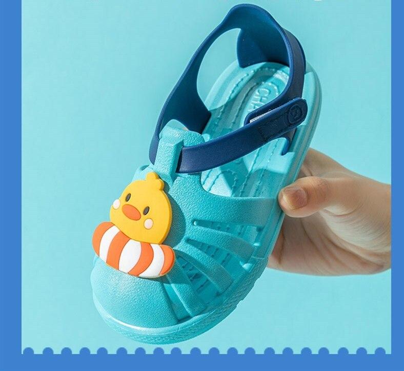Duckling Outdoor Baby Sandals