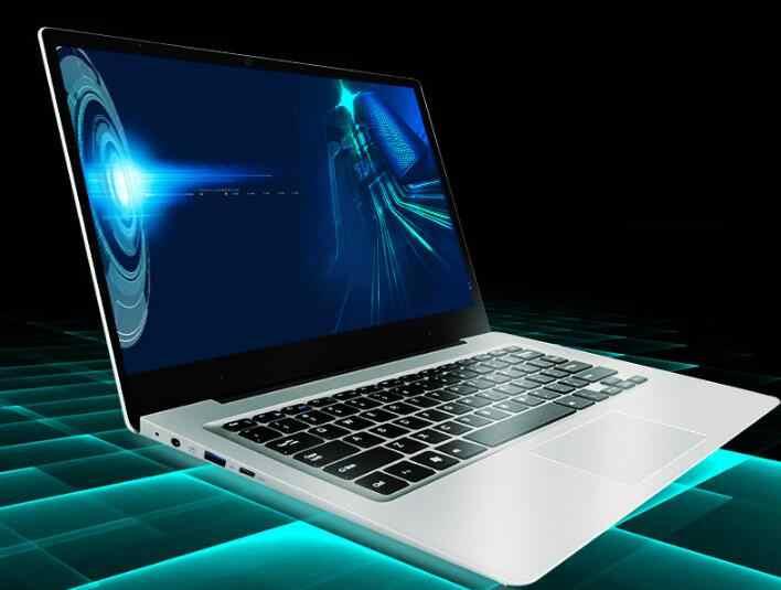 15 6 дюймов FHD большой экран ноутбук Intel Celeron J3455 четырехъядерный 8 Гб быстрый запуск