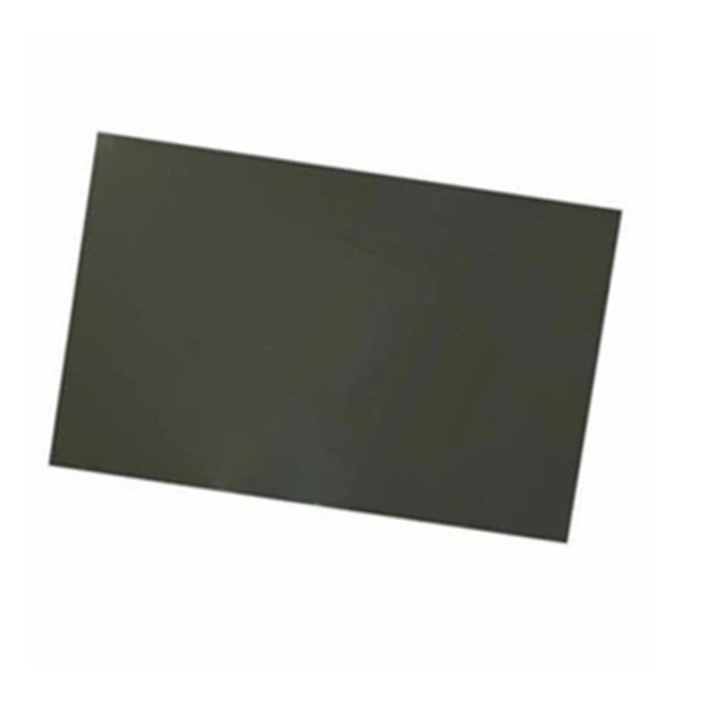 2pcs 30×20CM 90 Degree Linear Polarized Filtes Film,Adhesive/Non-Adhesive Linear Polarizer Filters Polarization Lens Sheets(China)