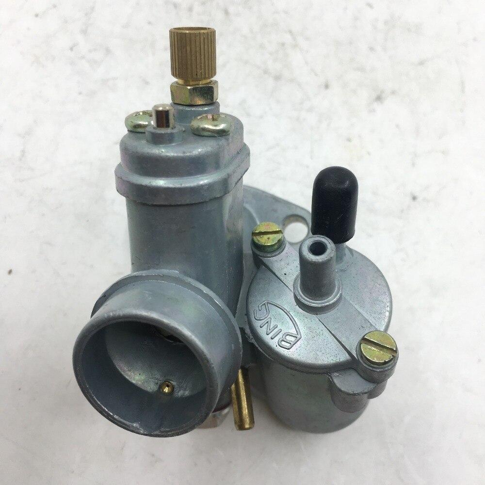 SherryBerg Carburetor Vegaser Replacement Fit For SACHS TOMOS PUCHS KS50 BATAVUS 12mm Carb Carby Bing12 Bing 12 Carburettor