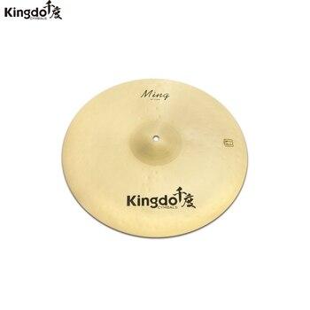"""Kingdo professional B20 serie Ming conjunto de platillos para tambores 14 """"+ 16"""" + 20 """"4 Uds un conjunto"""