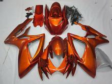ZXMT UV light curing paint Fairing Kit For Suzuki GSX-R600/750 2006-2007 K6 06 07 ABS Molded Bodywork Multicolor