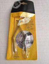 Bergeon 7825 alicate para caber relógios de pulso, pulseiras fornecidos com spring bars.spring pinças de barra para ferramentas rolx