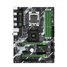 X58 Mainboard LGA1366 Huananzhi-X58 DELUXE USB3.0 DDR3 for 1066/133hz 48GB SATA2.0 ATX
