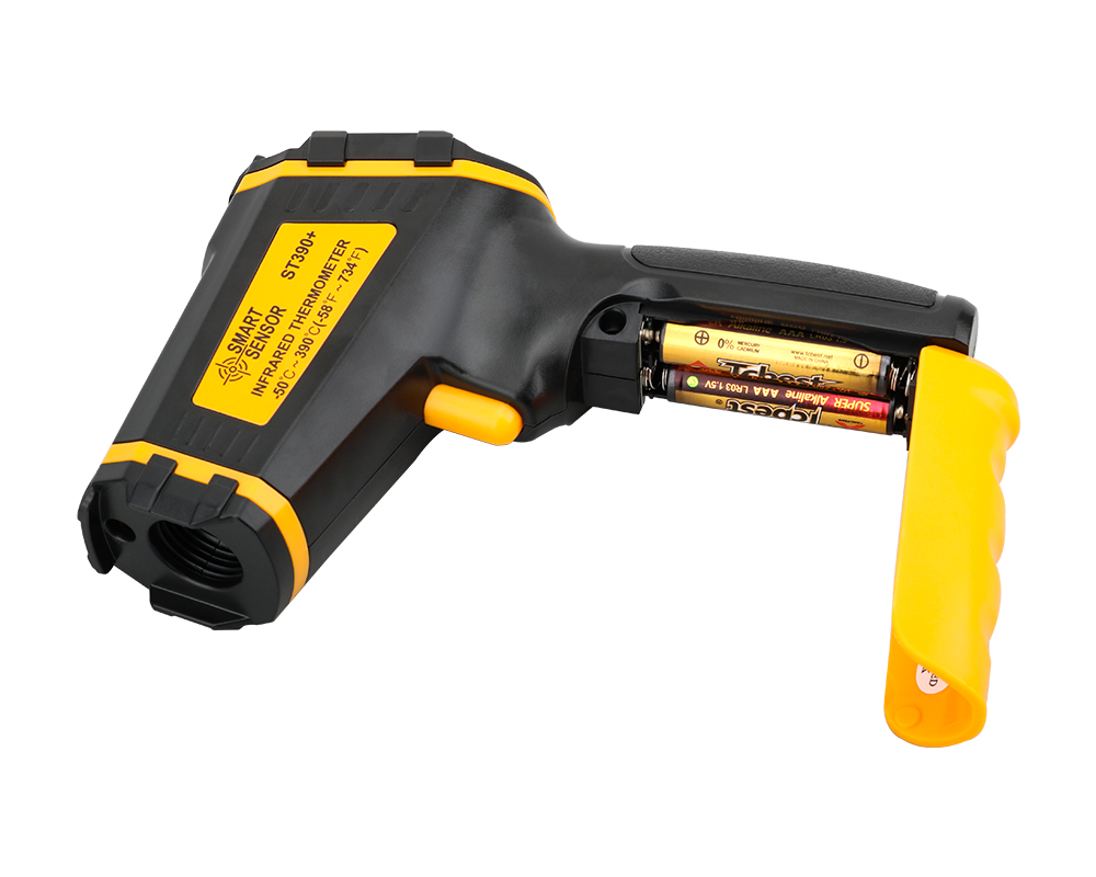 Non Contact Infrared Thermometer Gun to Measure Surface Temperature of Hazardous Object 22