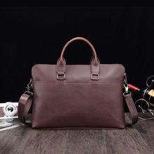 Портфель мужской офисный сумка на ремне маленькая для мужчин