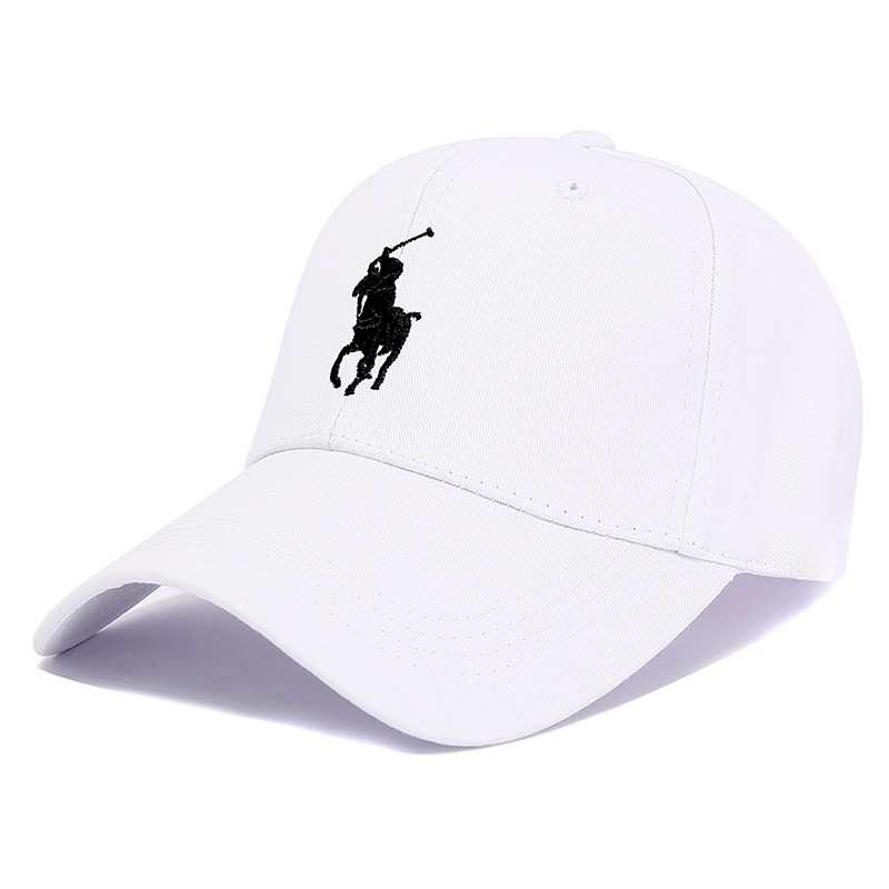 2020 Golf Men's Baseball Cap Knight Horse Printing USPA Yellow Side Czapka Z Daszkiem Dipper Cap Gorra Beisbol