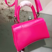 Ladies Bag Handbags Hourglass-Bag Top-Handle Luxury Designer Women's Famous-Brand Fashion