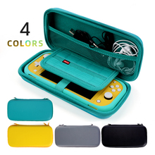Nueva bolsa de almacenamiento para Nintendo Switch, mini bolsa protectora portátil para Nintendo switch lite, 4 colores o 4 juegos