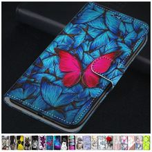 Holster Wallet Cover Case Huawei for Y5p/Y6p/Y7p Y9 Prime D08F Printed Patterned Fashion
