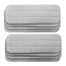 8 PCS Replace Mop Cloth Rags for font b Xiaomi b font Mijia Deerma Water Spray