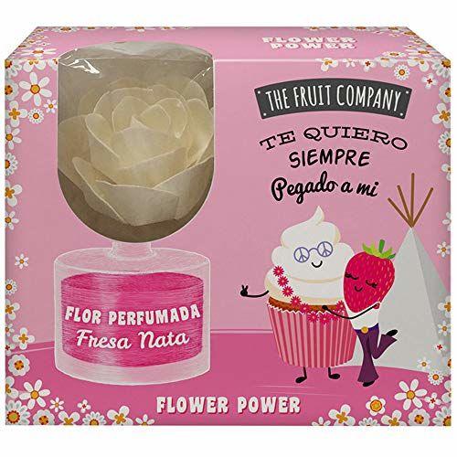 The Fruit Company Lufterfrischer Flowe Power Erdbeere Und NATA 50 Ml