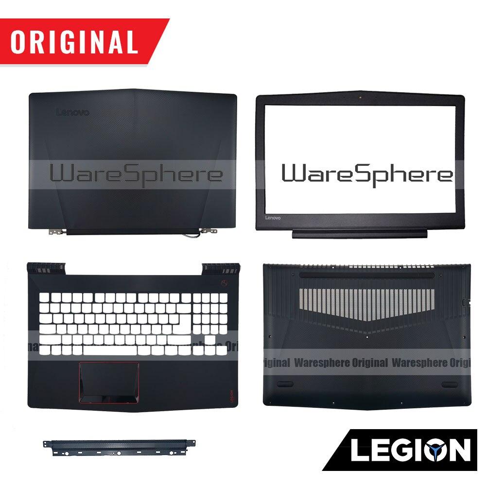 D'origine pour Lenovo Legion Y520 R720 Y520-15 R720-15 Y520-15IKB R720-15IKB LCD Lunette Arrière Palmrest Base Inférieure SP Clavier AMÉRICAIN