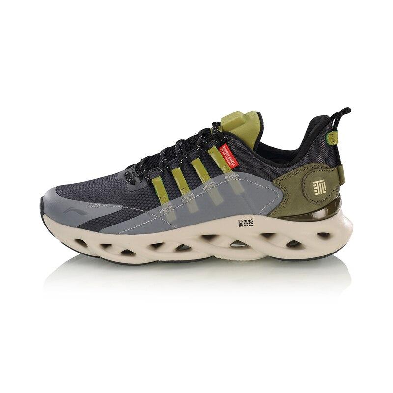 Li-Ning Men LN ARC Cushion Running Shoes Wearable Waterproof LiNing li ning WATER SHELL Sport Shoes Sneakers ARHP245 ARHR193 11