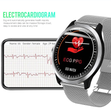 LIGE New Bluetooth Smart Watch Men ECG  PPG HRV Heart Rate Blood Pressure Monitor IP68 Waterproof Bracelet Sport watches