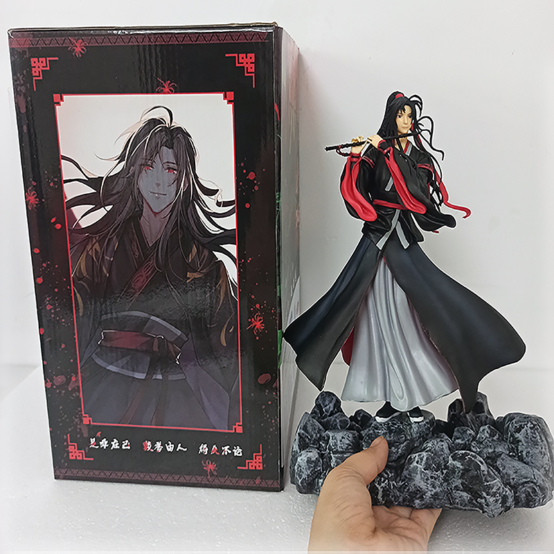 The Untamed The Founder of Diabolism Lanzhan Cos BJD Doll Full Set Gift 70cm 1//3