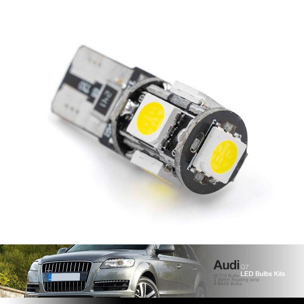 Lighting & Lamps LED Lights informafutbol.com For Audi Q7 2007 ...