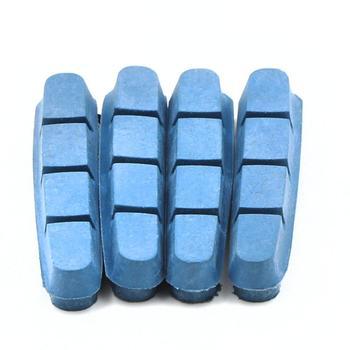 Klocki hamulcowe do roweru szosowego buty do felgi węglowe Dura Ace Ultegra 105 10g tanie i dobre opinie pads 55mm