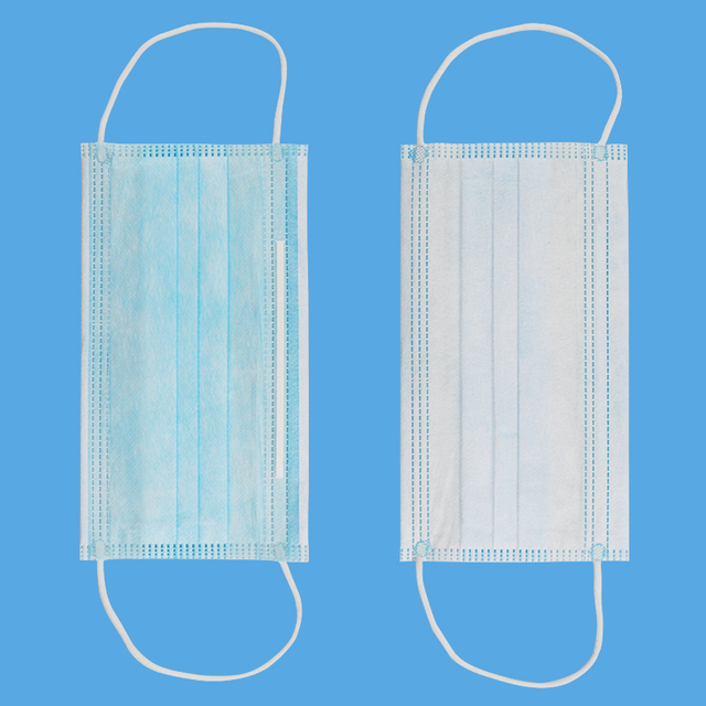 Mask mouth Disposable face mask 3-layer mask respirator mask pollution masque masks  for anti flu face mask virus protection 5