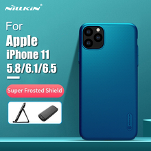 For iPhone 11 Pro Max Case Cover NILLKIN Fitted Cases High Quality Super Frosted Shield 5.8 inch