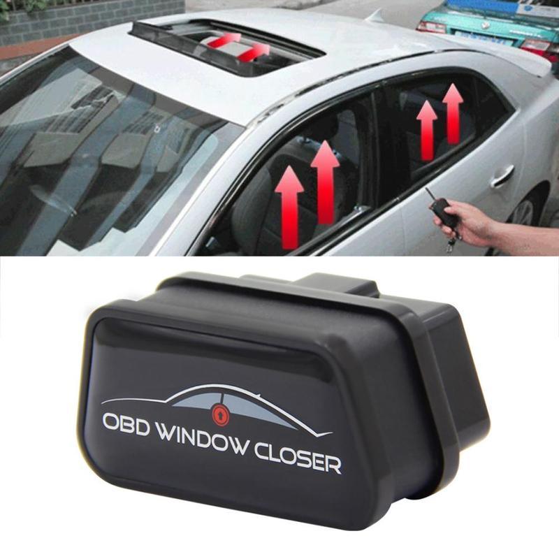 New Car Window OBD Controller Automatic Lift Close Window Device Remote Control Close Open Pause Windows For VW Chevrolet Passat