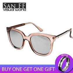 Fashion Lady's Polarized Sunglasses Women Vintage Brand Designer Shades Eyewear Accessories Driving Sun Glasses metal frame