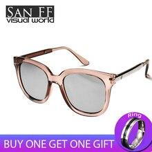 Fashion Lady's Polarized Sunglasses Women Vintage Brand Desi