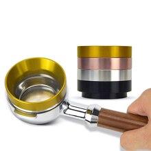 Dosing-Ring Coffee-Powder 54MM Barista-Tool Espresso Intelligent IDR PROFILTER Aluminum