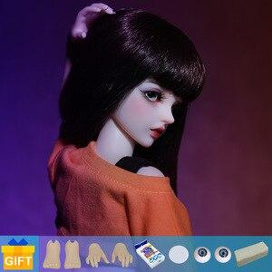 Кукла Fairyland Minifee Yaxi Maya 1/4 BJD, полный набор, полимерные игрушки для детей, подарки-сюрприз для девочек, FL MNF Kpop Idol