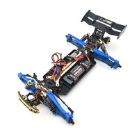 New Hot 1 Pcs Racing 1:10 J3 Brushless Off Road Truggy RC Car RTR Version