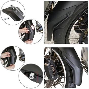 For BMW R1200GS 2013-2016 R1200GSA 2014-2019 Front Mudguard Fender Extensions Fairing Body Cowl Kit Motorcycle Cover image