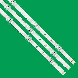 Image 2 - 5 zestaw = 15 sztuk listwa oświetleniowa LED do telewizora LG POLA 2.0 POLA2.0 32 HC320DXN VSFP4 21XX 32LN5100 32LN545B 32LN5180 32LN550B 32LN536U