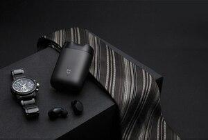 Image 4 - Xiaomi MIJIA rasoir électrique pour homme, Portable, étanche, Rechargeable par USB, 2 têtes flottantes, de rasage