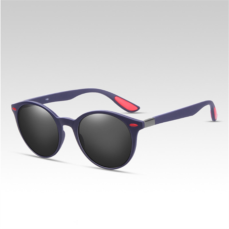 Мужские очки для походов спорта рыбалки поляризованные линзы походы, Велоспорт, кемпинг солнцезащитные очки для женщин очки для вождения - Цвет: B