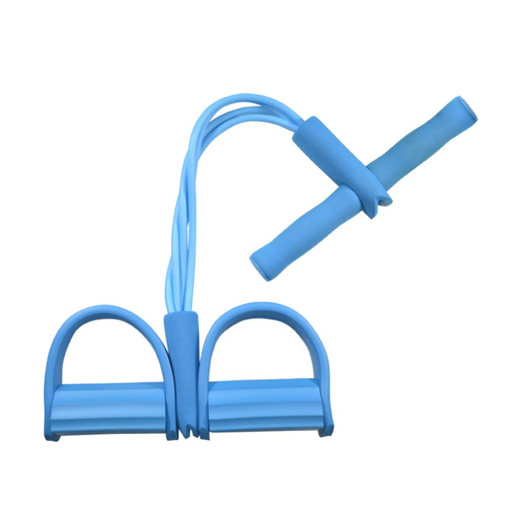 Multi Function Tension Fitness Resistance Bands 12