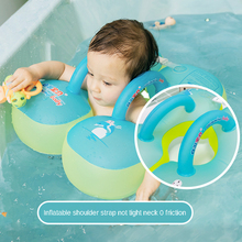New Product 2021 Swimming Ring Baby Lower Arm Ring Children's Waist Ring 0-3-6 Years Old with Anti-choking