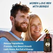 Органическое Масло для бороды средство выпадения волос масло