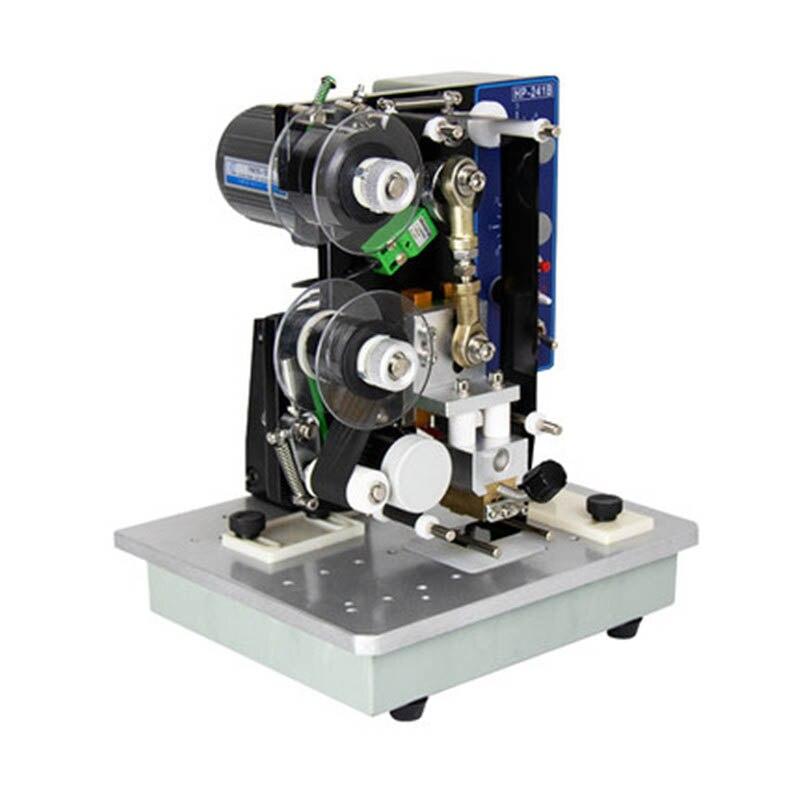 Ev Aletleri'ten Mutfak Robotları'de HP 241 doğrudan sıcak tip çelik baskı dekoder elektrikli renk kemer yazıcı etiket numarası uygun yazıcı title=