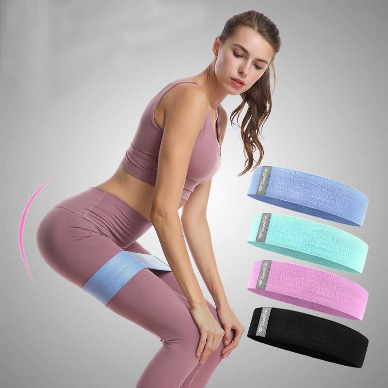 Hüfte Trainer Yoga stretch band Ausbildung Pull Seil Für Sport Pilates Hüfte gürtel Fitness Hüfte Schleife Widerstand Bands Squat gürtel
