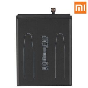 Image 3 - Xiao Mi Original Ersatz Telefon Batterie BM3J Für Xiaomi 8 Lite MI8 Lite Authentische Akku 3350mAh