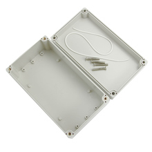 1pc Waterproof Plastic Electronic Project Box Enclosure Cover CASE 158x90x60mm стоимость