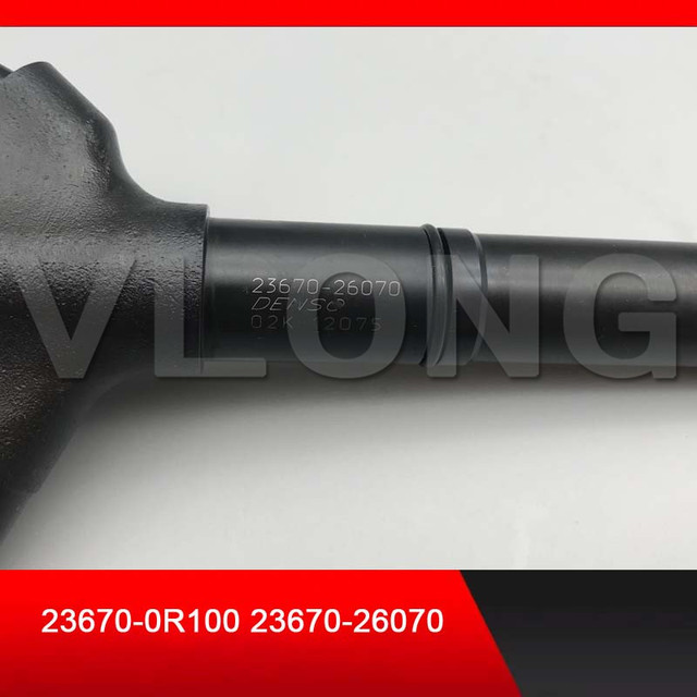 New Fuel Injector TOYOTA COROLLA RAV 4 2,2 D-4D 23670-0R020 23670-0R170