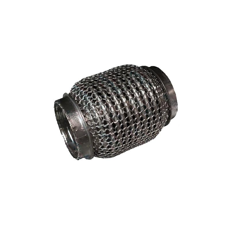 EuroEx MFP67 for Corrugation muffler Infiniti G37, Q60, QX50, QX70 3.7 (Chainmail) 63091